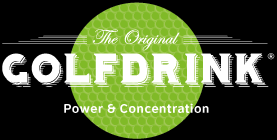Golfdrink for Power and Concentration